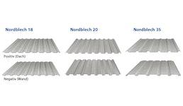 Nordblech Al (Aluminium Stucco)- stuccodessiniert (AW-3105)