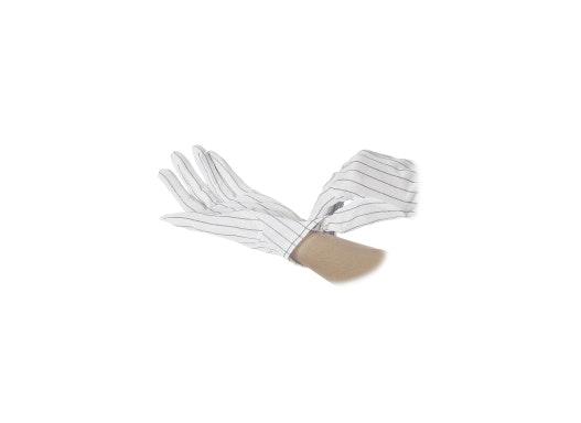 ESD-Handschuh weiß (10 Paar)