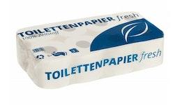 Toilettenpapier 3-lagig Supersoft hochweiß 250 Blatt