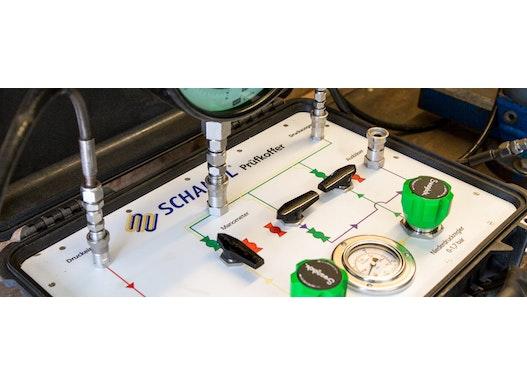 Wartung und Instandsetzung von CNG-Anlagen