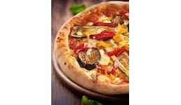 Pizza Verdure Grigliate