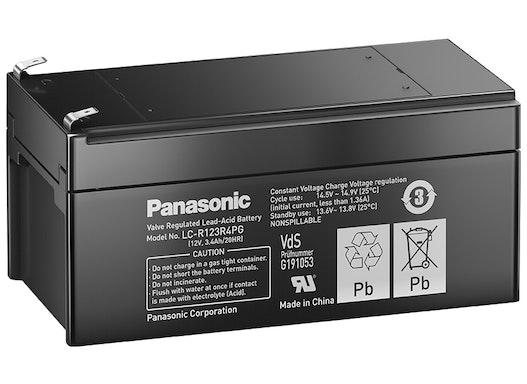 Panasonic LC-R123R4PG