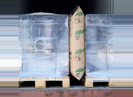 Staupolster für die Ladungssicherung