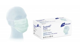 OP-Gesichtsmaske Mundschutz, 3-lagig Suavel Protec