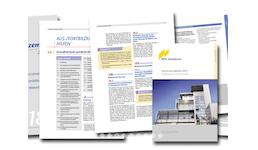 Broschüren / Prospekte / Kataloge