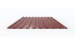 Trapezprofil 20/115 0,50mm Dach RAL 8012 / 7016 und 6020 direkt am Lager verfügbar