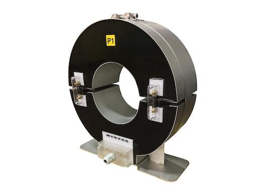 Zweiteilige Kabelumbau-Stromwandler  - Innenraummontage TCR