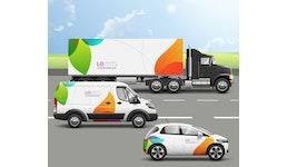 Werbedruck - Fahrzeugbeschriftungen