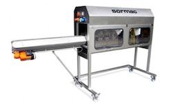 SORMAC KP-60 Karottenschälmaschine
