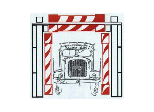 Saubere LKWs ? mit der LKW Waschanlage von Lutter kein Problem