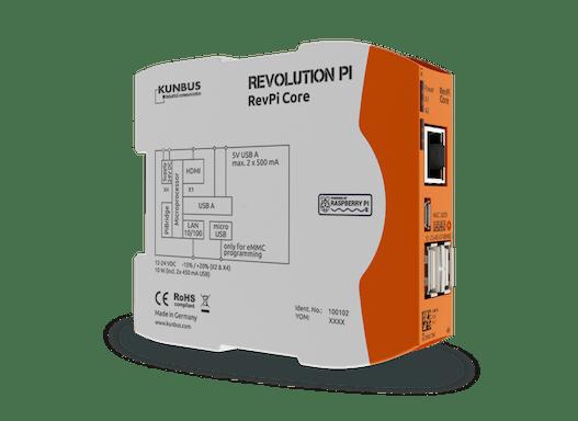 Revolution Pi Core – Open Source IPC
