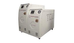 FRIGOSYSTEM Wasser- und Oeltemperiergeräte Typ TRW und TMO