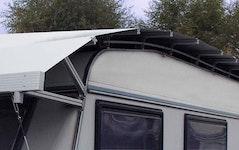 Wohnwagenschutzdächer