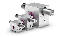 Unser Zahnstangengetriebe lean SL® - für einfache, synchrone Hubaufgaben ohne Querkraftaufnahme