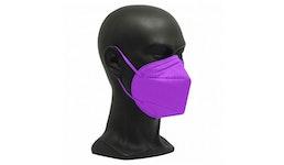 FFP2 Maske Lila
