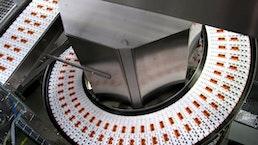 Mattenkettenförderer Spiralförderer