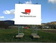 Bauschild Basic