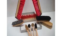 Bürsten für die Schuhpflege