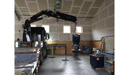 Industriemontagen & Maschinenumzüge
