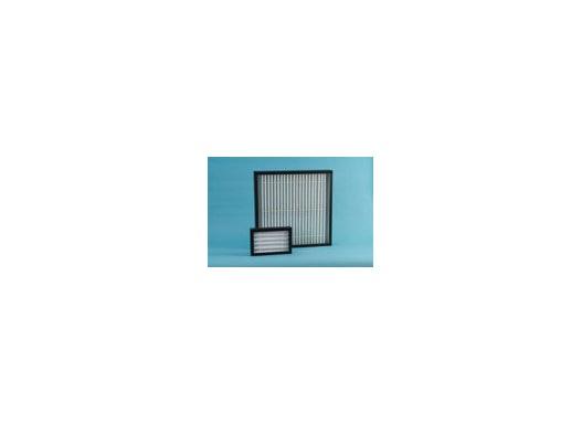 Z-Line Filter im U-Profilrahmen