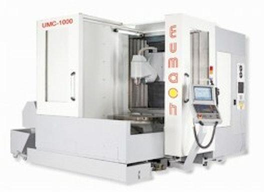 Bearbeitungszentrum 5-Achs UMC-1000 mit B- und C-Achse №1124-99020