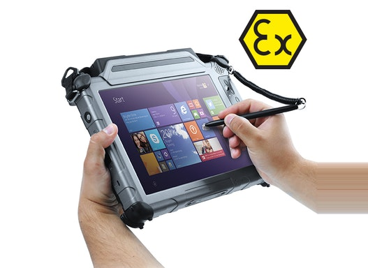 "Robustes 10,4"" Windows Tablet PC Xplore XC6 (Ultra-Rugged, Sunlight Readable, 8GB, 256GB, W8.1 Pro, 4G LTE, seriell)"