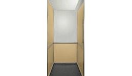 Aufzug-Leichtbaukabine