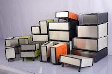 Bahar Enclosure/Eisen Gehäuse/Iron Gehäuse/Iron Case/BDA 400 new Series/