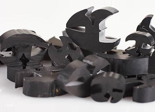 Gummiklemmprofile von GISTAK für die fachgerechte Verglasung