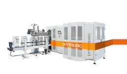 STATEC BINDER - PRINCIPAC: Vollautomatische High-Performance Verpackungsmaschine