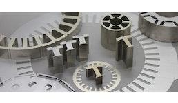 Elektroblech - Rotor- und Statorbleche