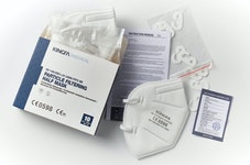 KINGFA FFP2 Maske NR Partikelfilter-Halbmaske