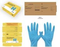 Nitrile Handschuhe