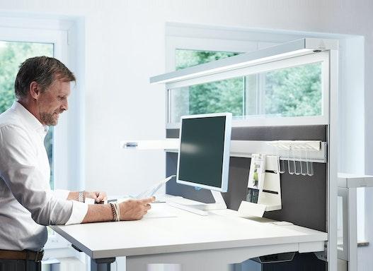 PRELIGHT - Bessere Beleuchtung für Büros
