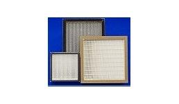 Schwebstoff-Filterzellen