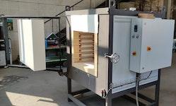 Hochtemperatur - Industrie - Kammerofen SNOL 300/1200
