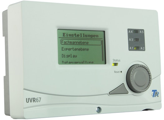 UVR67 - Universelle Regelung