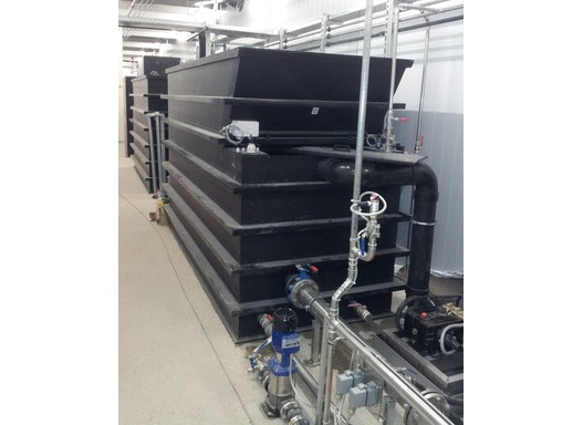 Vollbiologische Wasseraufbereitung für Waschanlagen