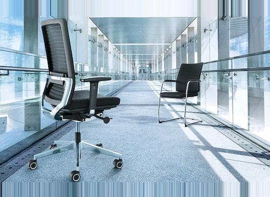 ANTEO ALU 5900 Bürostuhl mit AIR-SEAT