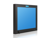Slim-Line Touch-Monitor 19