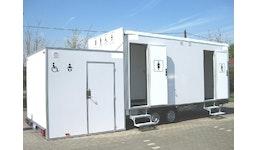 "Toilettenwagen ""3&1 barrierefrei"""