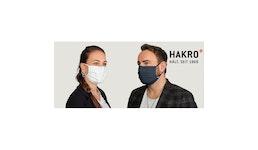 HAKRO #2603 Mund-Nasen-Maske (1 Stück)
