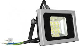 10W LED Fluter Kaltweiß (6000K) Super Slim 100°, IP65