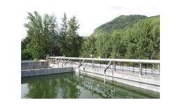 Anlagen zur Behandlung von kommunalem Abwasser