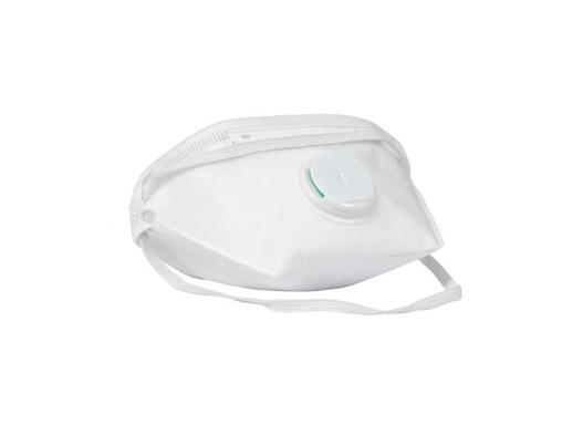 FFP3 Atemschutzmaske mit Ventil, CE-zertifiziert