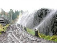 Bewässerungstechnik für Industrie & Umwelttechnik