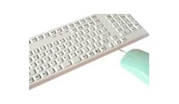 Tastatur/ Maus für extreme Umgebungsbedingungen in Staub u. Gas Ex-Bereichen