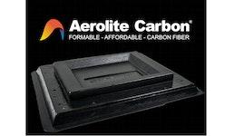 Aerolite Carbon: verformbare dünne Polyolefin Platten mit langen Karbonfaser