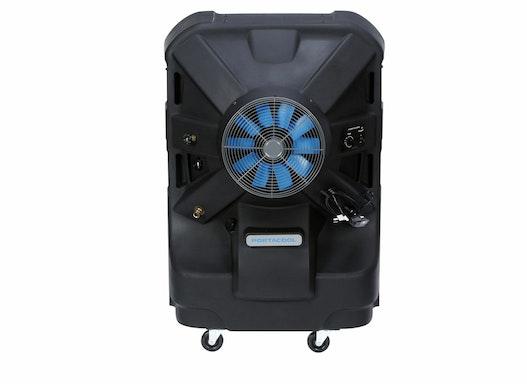 JETSTREAM 240 - Bio Klimaanlage   Verdunstungskühler   LuftKühler   Hallenkühlung. Portacool