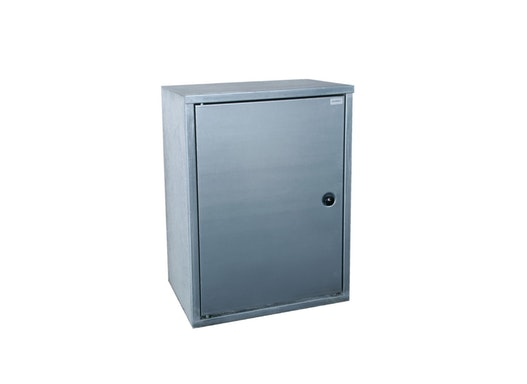Sichtbeton Müllbox für 1 Tonne 120 ltr